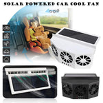 Solar Car Heat Exhaust Fan - Get Yours Here