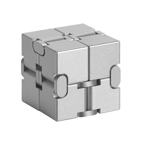 40%OFF- Metal Infinite Cube Toys - Get Yours Here