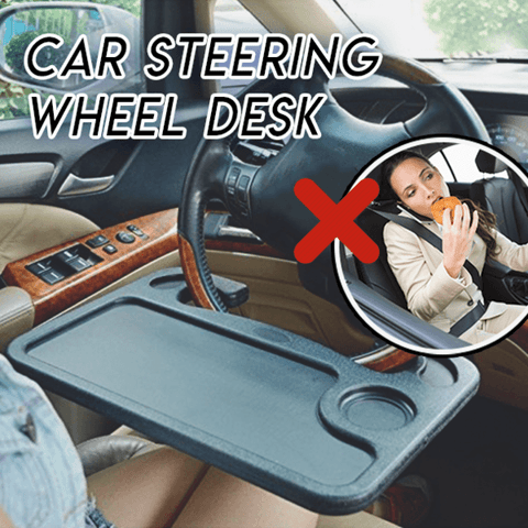 Car Steering Wheel Desk - Get Yours Here