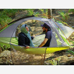 Hanging Tree Tent Triangle Suspension - Get Yours Here