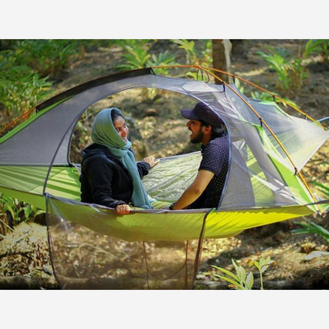 Hanging Tree Tent Triangle Suspension