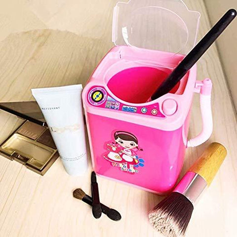 Makeup Brush/Sponge Mini Electric Washing Machine - Get Yours Here