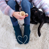 Slipper Socks, Love Heart Design - Get Yours Here