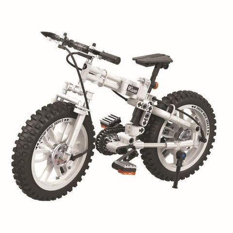 Mountain Bike Simulation Building Toy - Get Yours Here