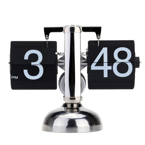 Small Scale Table Retro Flip Clock - Get Yours Here