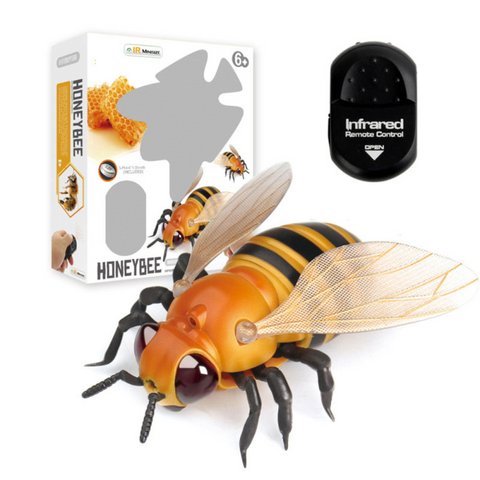 40%OFF-Infrared RC animal Insect Toys