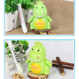 Mini Electrict Cute Dinosaur Robot Pen Inductive Remote Radio Vehicle With Light Music Education Toy Improve Creativity Imaginat