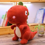 New Hot Cute Dinosaur Doll Stuffed Cartoon Animal Small Tyrone Plush Toys for Children Lovely Pilllow for Kids Baby Xtmas Gifts