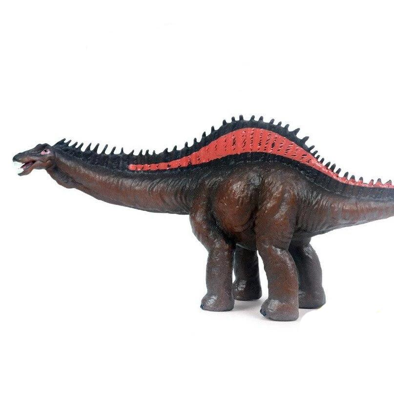 Simulation Rebbachisaurus Dinosaur Figure Model Toy Collector Decor Kid Educational Ancient Animal Toys Kid Birthday Gift