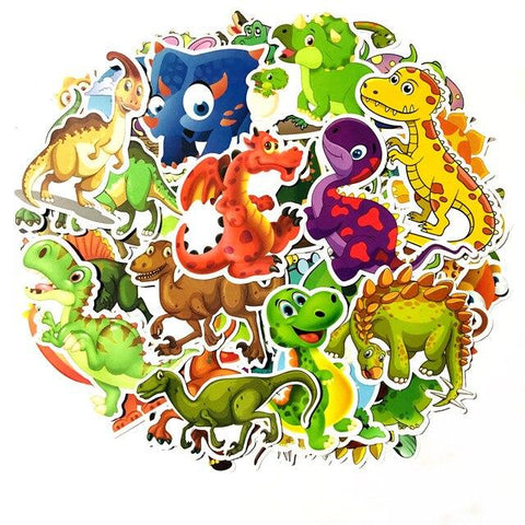 Stickers Dinosaure <br />Chambre Enfant