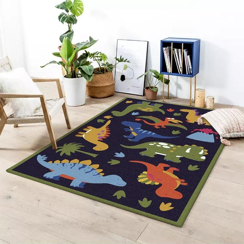 Tapis Chambre Dinosaure