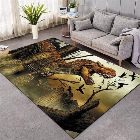 Tapis Dinosaure <br />Grande Taille