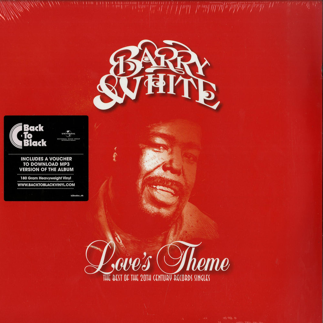 Barry White - Love's Theme The Best Of The 20th  Century Records