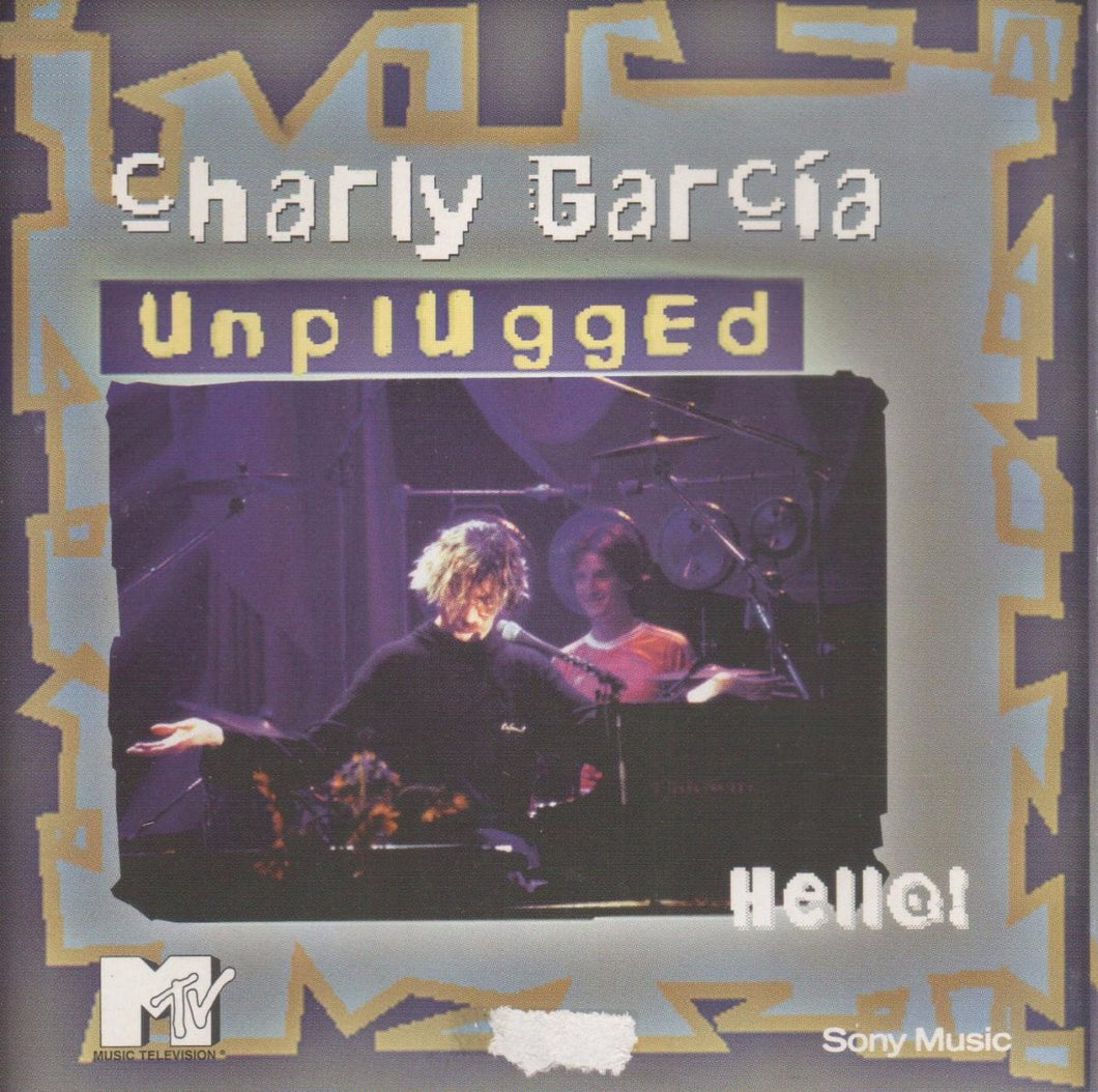 Charly García - Hello! MTV Unplugged