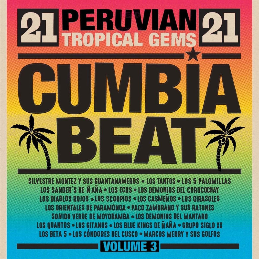 Cumbia Beat Volume 3 - Peruvian Geams