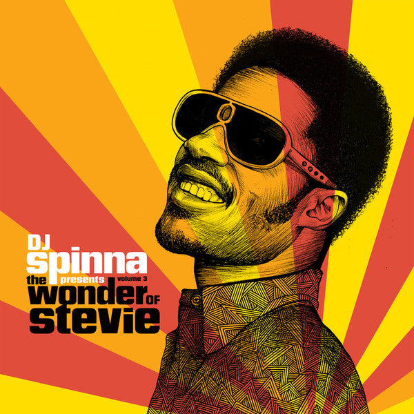 DJ Spinna - The Wonder Of Stevie
