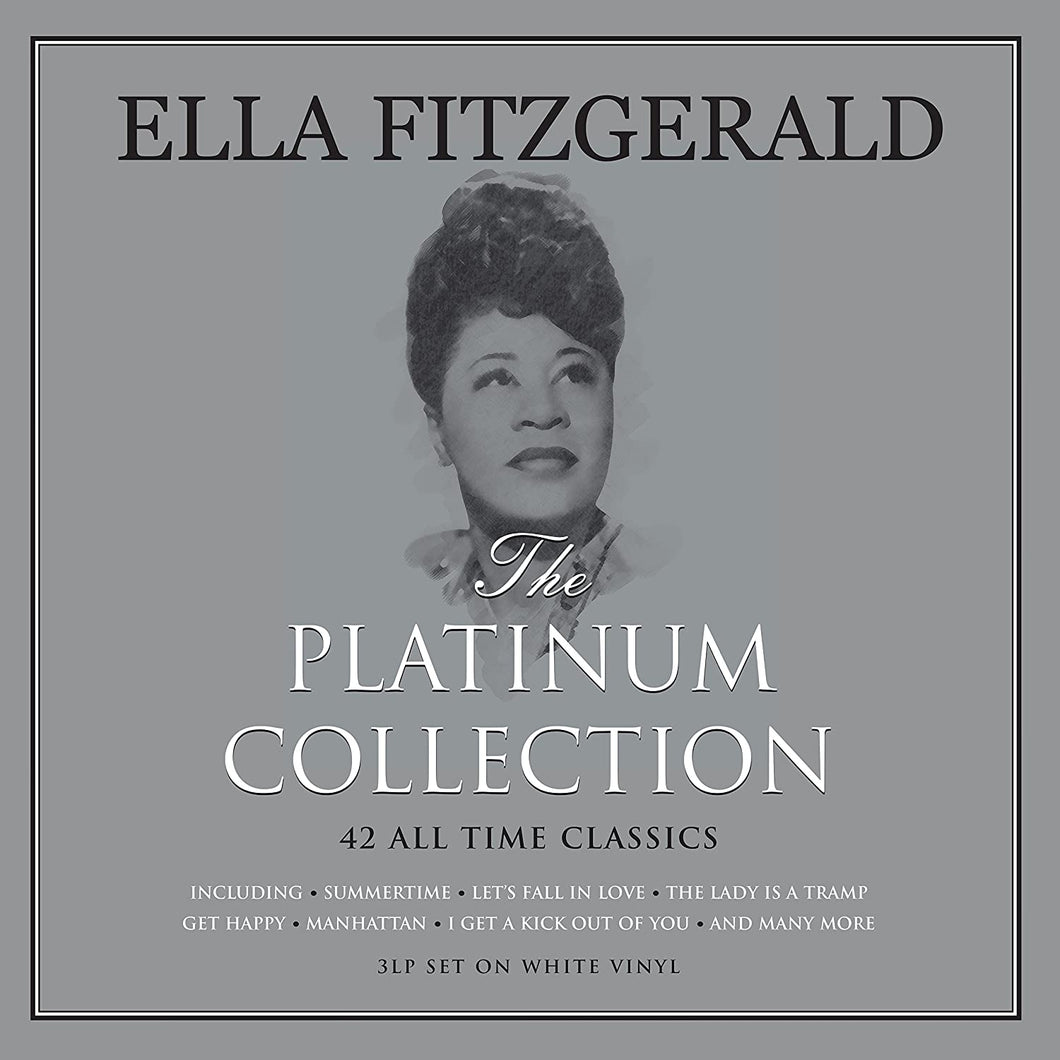 Ella Fitzgerald	- Platinum Collection