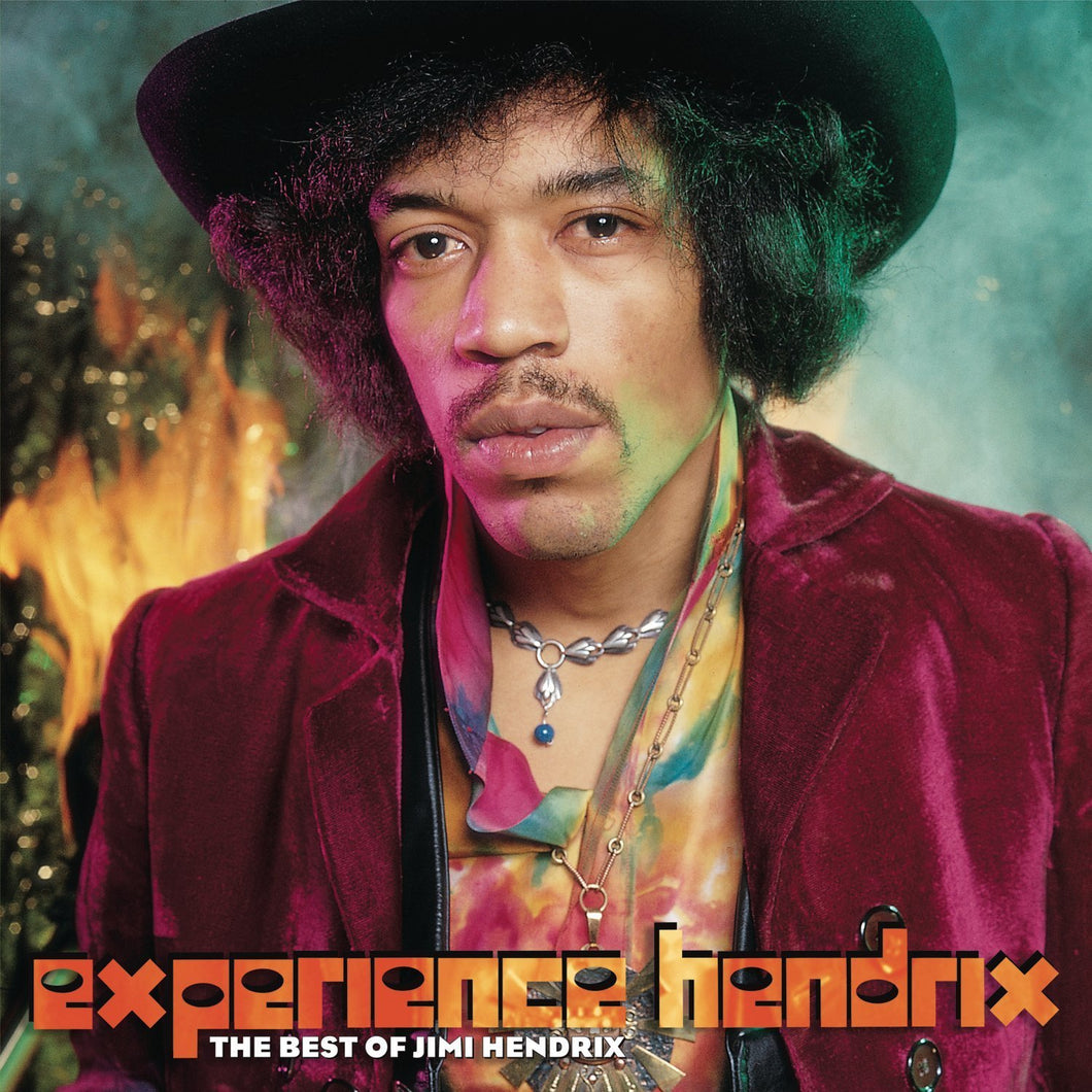 Jimi Hendrix Experience - The Best Of Experience Hendrix