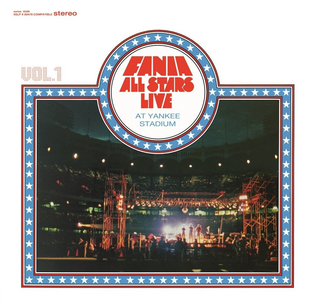 Fania All Stars - Live At Yankee Stadium Vol. 1