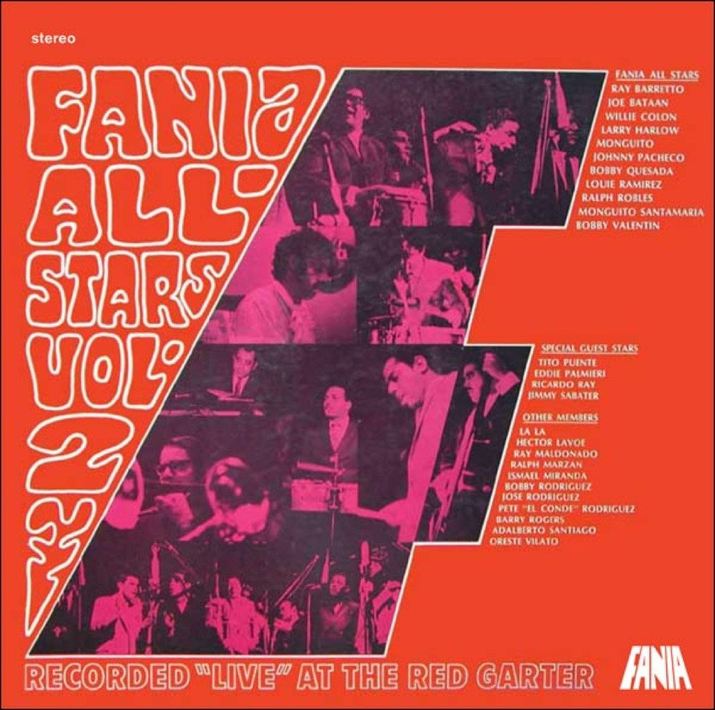 Fanial All Stars - Vol 2 Live In Red Garter