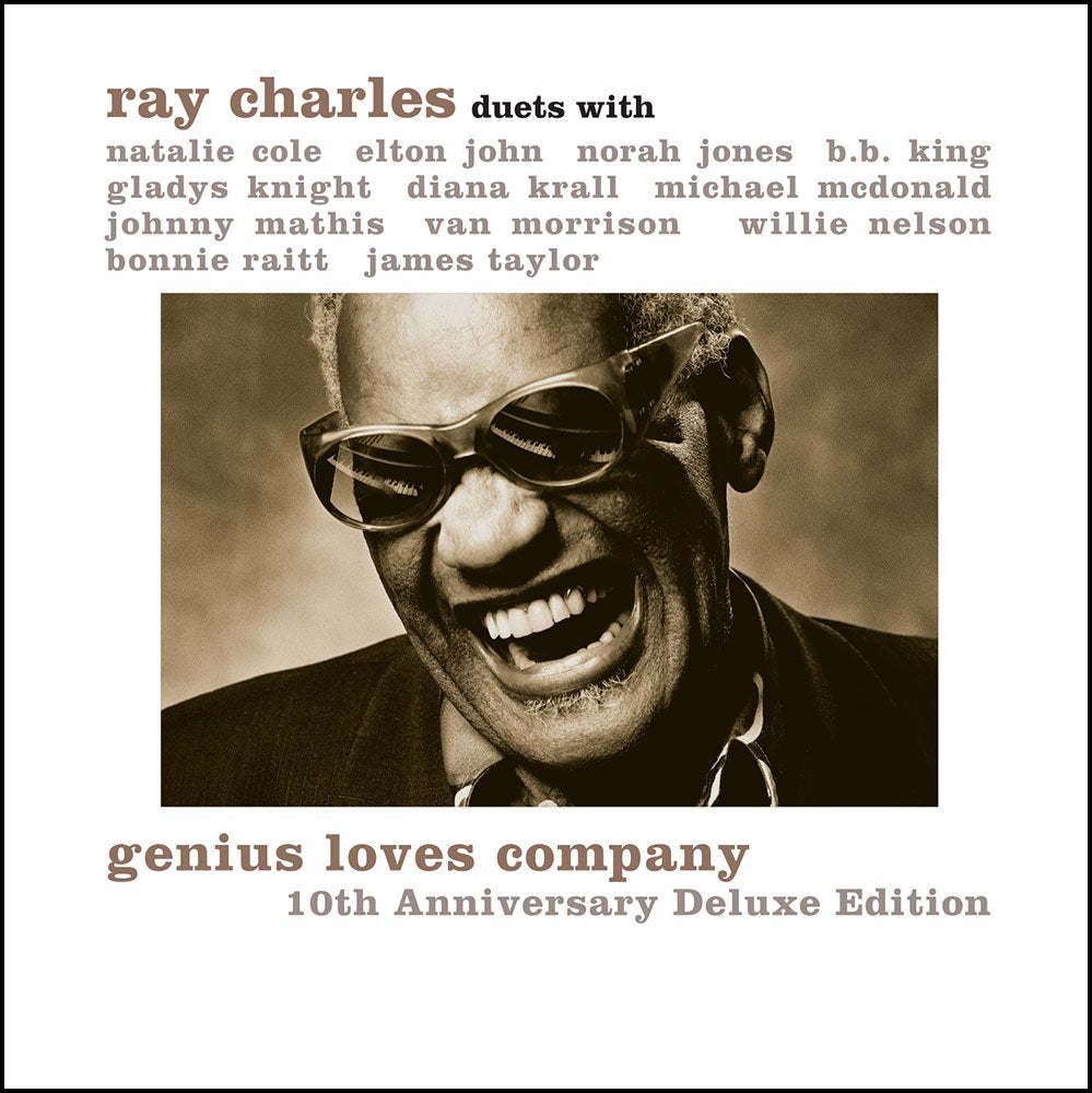 Ray Charles - Genius Loves Company (10th Anniversary)