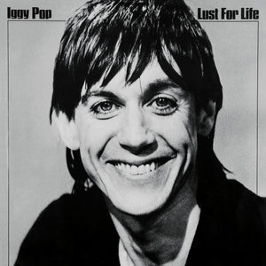 Iggy Pop - Lust For Life (Limited Edition Red Vinyl)