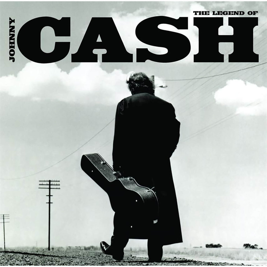 Johnny Cash - The Legend Of Johnny