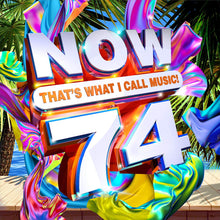 Cargar imagen en el visor de la galería, Various Artists	- NOW That's What I Call Music Vol. 74 (2 LP Translucent Orange)