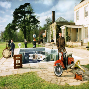 Oasis - Be Here Now