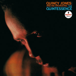 Quincy Jones	- Quintessence