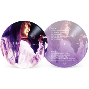 Selena - Ones (Picture Disc)
