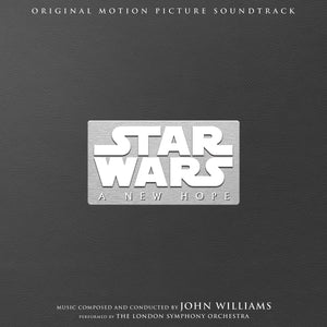 Soundtrack - John Williams, Star Wars - A New Hope