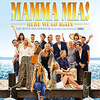 Mamma Mia! Here We Go Again - Sountrack