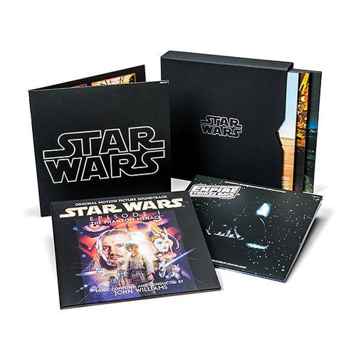 Soundtrack - Star Wars The Ultimate Vinyl Collection
