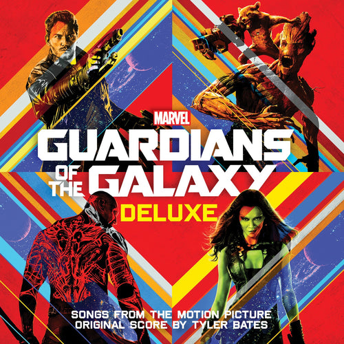 Soundtrack - Guardians of the Galaxy Deluxe Vol. 1