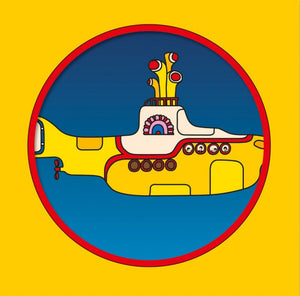 The Beatles - Yellow Submarine (Single) (Japanese Version)