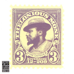 Thelonious Monk - Unique Thelonious Monk