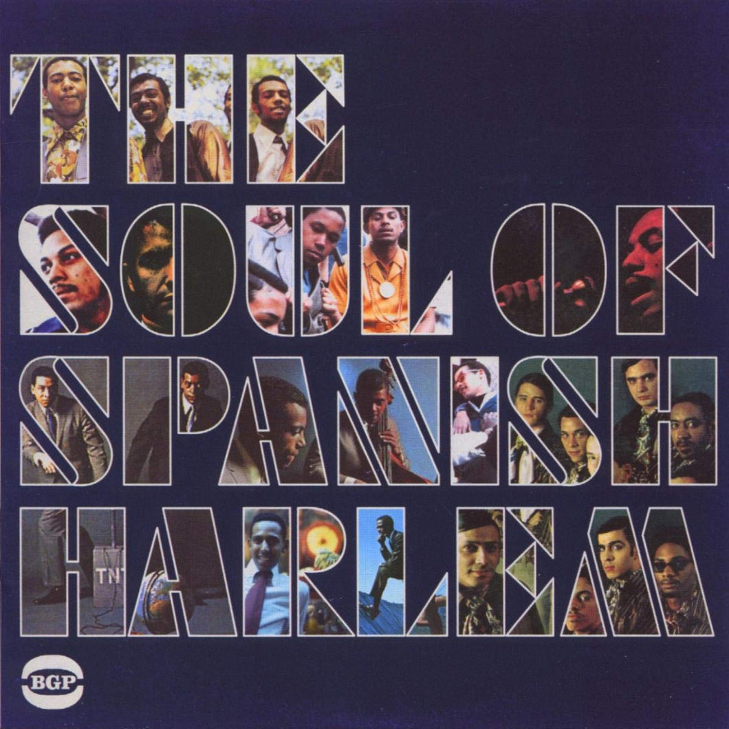 Various Artists - The Soul Of Spanish Harlem