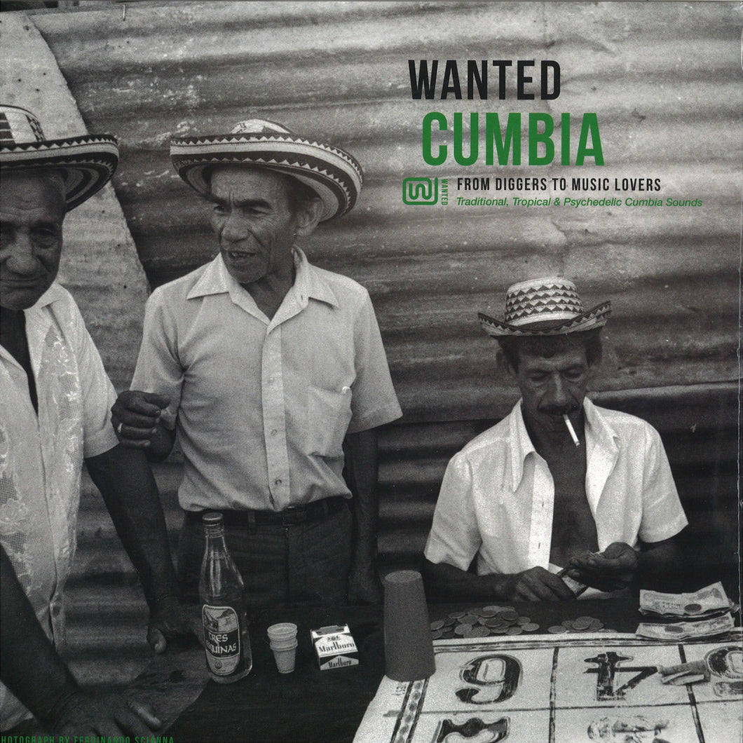 Wanted Cumbia - Wanted Cumbia