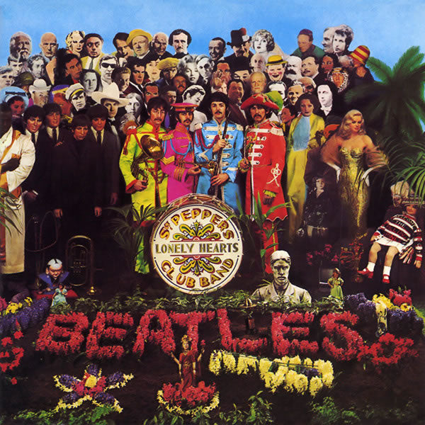 The Beatles - Sgt Pepper's Lonely Hearts