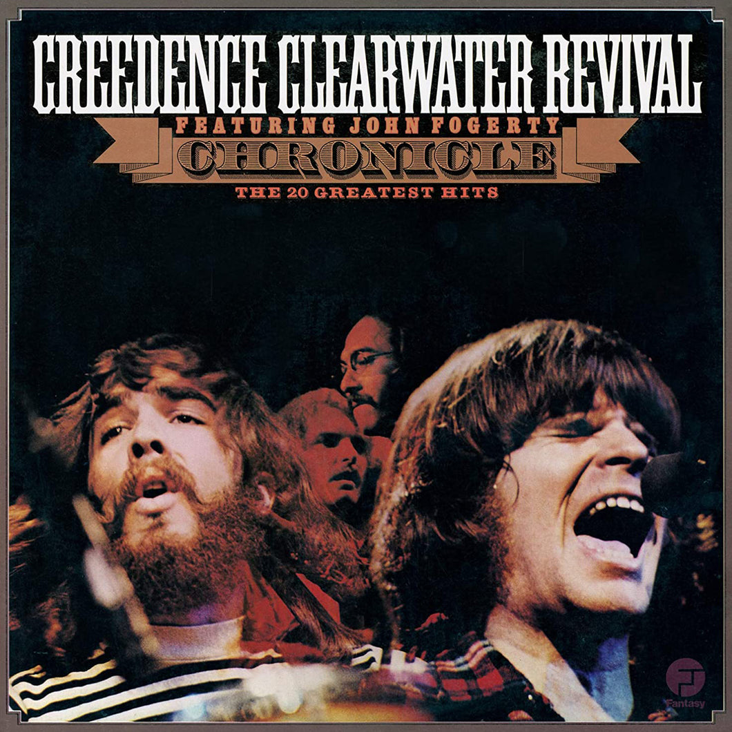 Creedence Clearwater Revival - Chronicle: 20 Greatest Hits