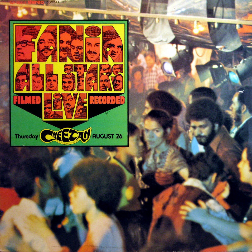 Fania All Stars - Live At Cheetah