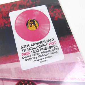 Frank Zappa - Hot Rats (50th Anniversary, Translucent Pink)