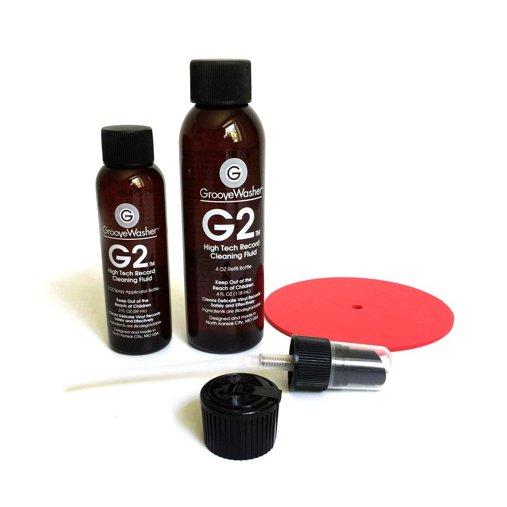 GrooveWasher G2 Fluid Kit