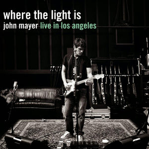 John Mayer - Where The Light Is (Live in Los Angeles)