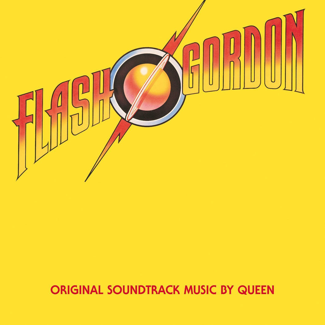 Queen - Flash Gordon (Original Soundtrack)