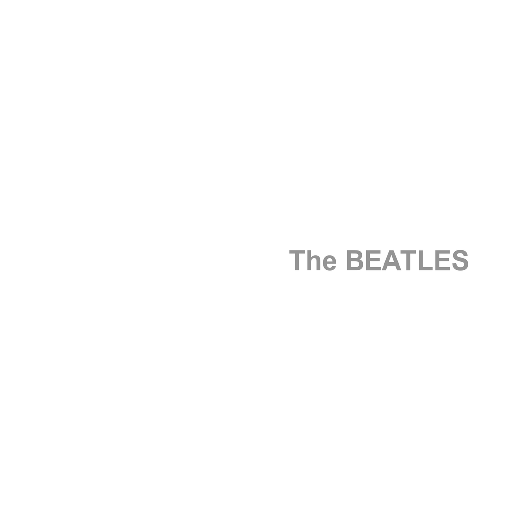 The Beatles - The Beatles (The White Album)