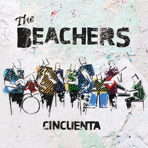 The Beachers - Cincuenta