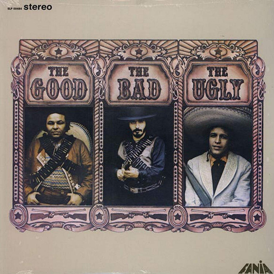 Willie Colón - The Good The Bad The Ugly