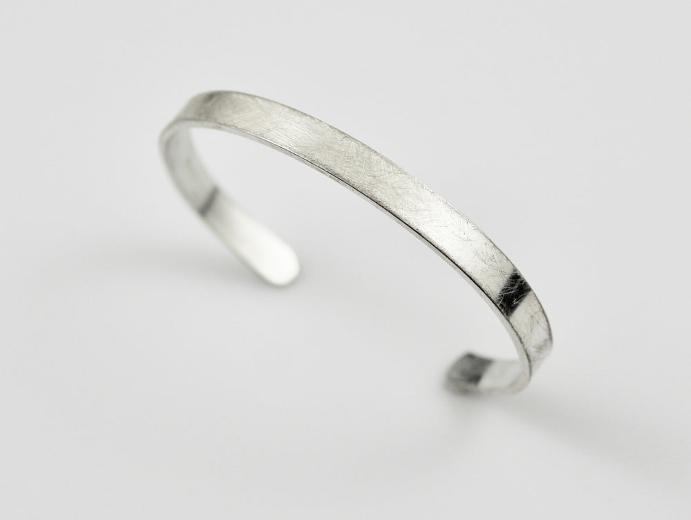 Brushed Minimalist Cuff